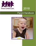 Parent Handbook May 2018 Cover