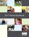 Parent Handbook June 2018 Cover