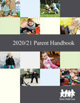 2020 / 2021 Parent Handbook Cover